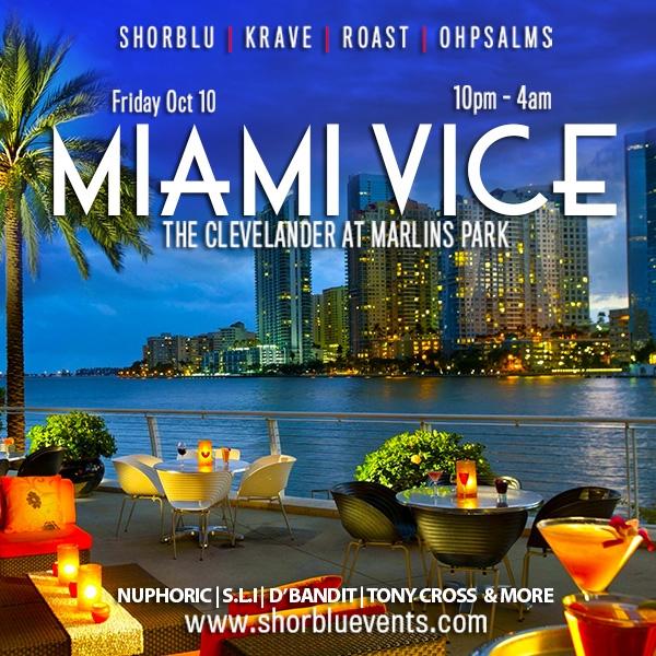 Miami Vice (Poolside) - ShorBlu