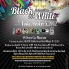 BLACK and WHITE   Miami Carnival Oct 05,2012   Isle of Rhumb
