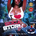 Soca Storm 2014 (Volume 25)