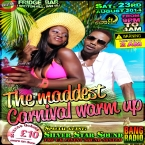 The Maddest Carnival Warm Up - Notting Hill 2014 Promo Mix