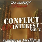 CONFLICT OF INTEREST VOL.2 REGGAE MIXTAPE