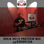 DJ Versatile Soca 2013 preview mix