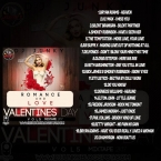ROMANCE AND LOVE VALENTINES DAY VOL5 MIXTAPE 2K17