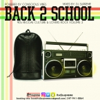 Conscious Vibes - Back 2 School - 90s Reggae Mix