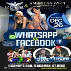 Whatsapp vs Facebook (Dancehall Clean Mix)
