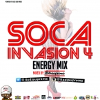 Soca Invasion 4 Energy Mix