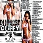 DJ SCOOBY DANCEHALL MIX VOL 1 2014
