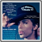 Tribute to Prince Plus Various Artists Vol.  39