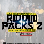 JUICE BOXX RADIO presents RIddim Packs 2