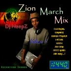 Zion March Mix - Volume 1