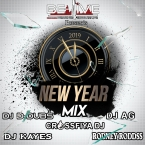 Be-Live 2019 New Year Mix