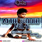 PRESENTS AFTER SUMMER VOL 5 GANGSTA EDITION MIXTAPE 2K17