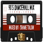 90s DANCEHALL MIX (1990-1996)