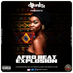 DJ JUNKY PRESENTS AFRO BEAT EXPLOSION MIXTAPE