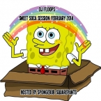 Sweet Soca Session February 2014 Hosted by SpongeBob Squarepants