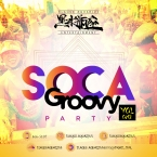 Soca Groovy Party Volume One