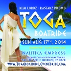 TOGA BOATRIDE PARTY MIX