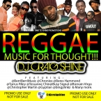 REGGAE MUSIC FOR THOUGHT