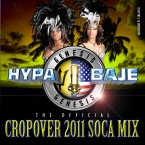 CROPOVER 2011 SOCA MIX CD