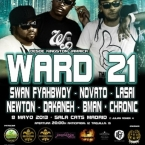 OneManOneLoveOneMix series 01 Ward 21 tribute mixtape