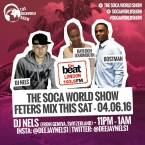FETERS MIX - The World Soca Show