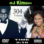 Dj Kimoni JUST Volume 304   Aint no time too chill