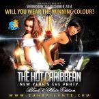 Hot Caribbean NYE 2014-2015