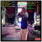 Dj   330 Hosted by Alkaline  Jamaica invades NYC
