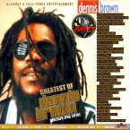 GREATEST OF DENNIS BROWN MIXTAPE