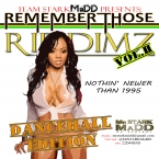 Remember Those Riddimz Vol.2: Dancehall Edition