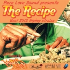 THE RECIPE New Hip Hop mixcd