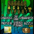 REGGAE MUSIC LIVES Vol.2