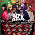 90s DANCEHALL VOLUME FEW