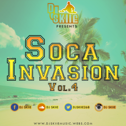 Soca Invasion Vol.4