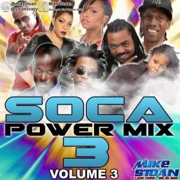 Soca Power Mix 3 Volume 3