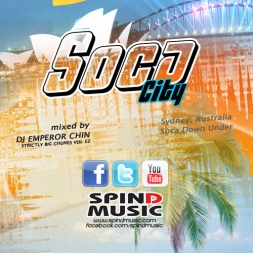 Strictly Big Chunes Vol 12 - Soca City
