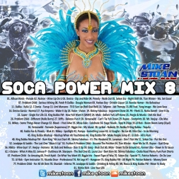 Soca Power Mix 8 (Soca 2015)