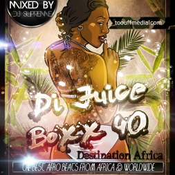 Di Juice Boxx 40 Destination Africa