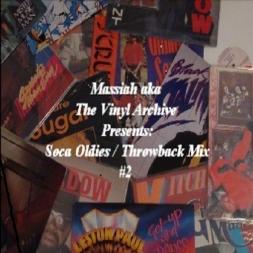 Soca Oldies Throwback Mix Volume 2