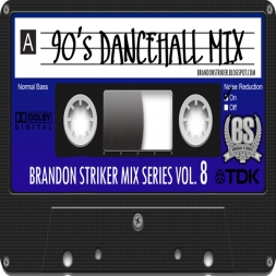 STRIKER 90&#039;S DHALL - MAYFAIR EDITION
