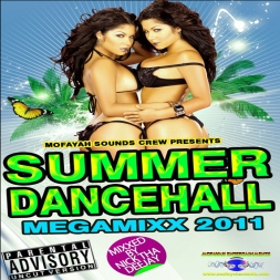 Summer Dancehall Megamixx 2011