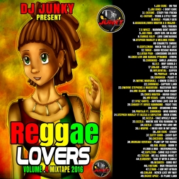 REGGAE LOVERS VOL.4 MIXTAPE 2K16