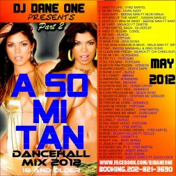 A SO MI TAN DANCEHALL MIX 2012