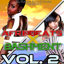 AfroBeats X Bashment Vol2