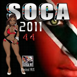 Soca Party Mix 2011 (on d road)