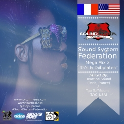 Sound System Federation Mega Mix Vol 2 45s and Dubs