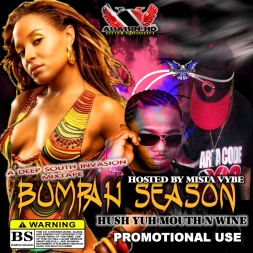 DJ ASSASSIN HD: BUMPAH SEASON- HUSH YUH MOUTH N WINE HOSTED BY MISTA VYBE