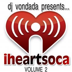 IHEARTSOCA 2  DJ VONDADA 2013 SOCA MIX