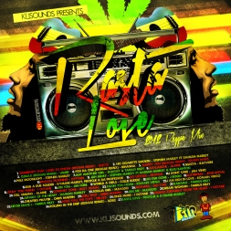 RASTA LOVE 2012 REGGAE MIX