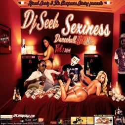 DJSEEB SEXINESS DANCEHALL HOT MIX VOL1 (2016)